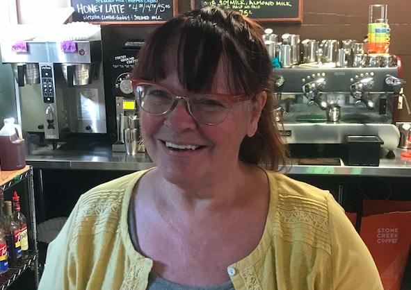 Server of the Week: Sharon Johnson @ Brew Coffee House