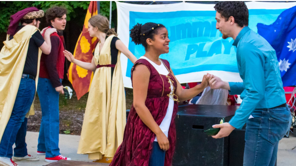 'Romeo and Juliet' at Peninsula State Park: Great Theater in a Great Park