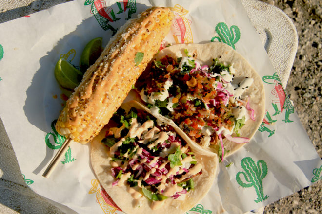The Taco Boss Is Back with Lumberjack's Taco Shack