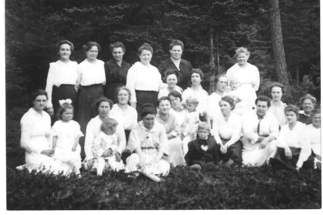 106-Year-Old Women's Club Has Contributed Much to Town, County