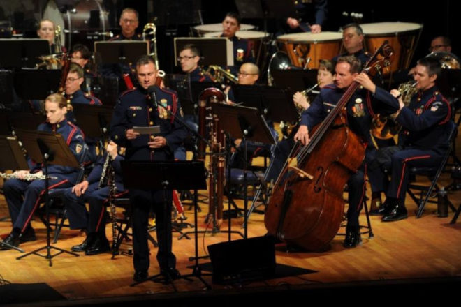Free Concert: U.S. Coast Guard Band Will Perform at Southern Door Auditorium