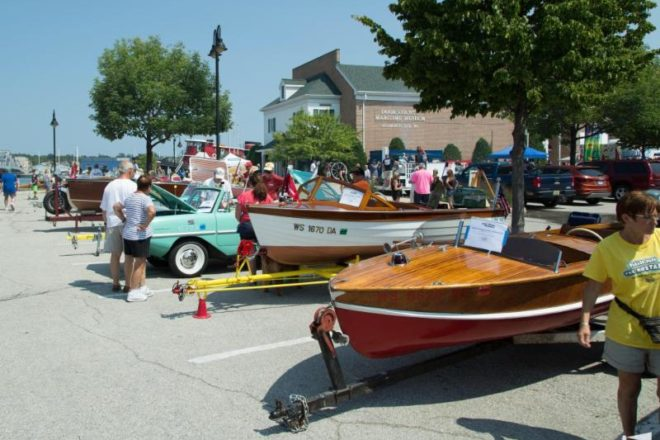 Maritime Week in Sturgeon Bay Begins Aug. 3
