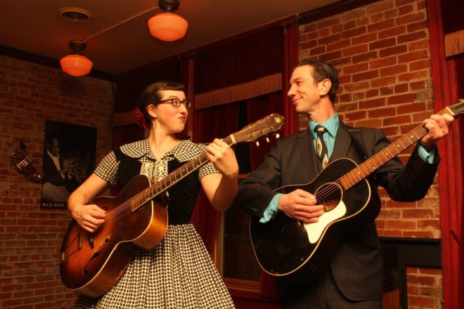 Yellow-Bellied Sapsuckers to Perform at Woodwalk