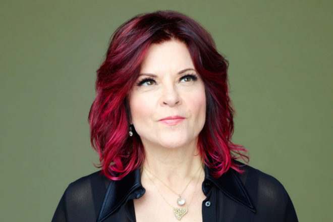 Roseanne Cash and Band Rock the DCA