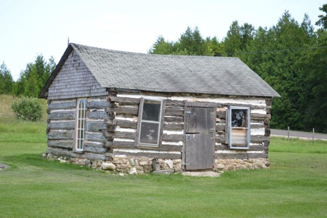 John Fons Found His Roots in 110-Year-Old Cabin