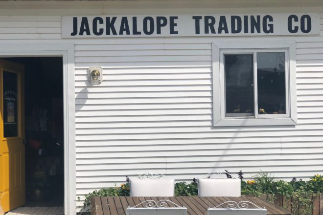 Jackalope Trading Opens First Pop-Up Shop