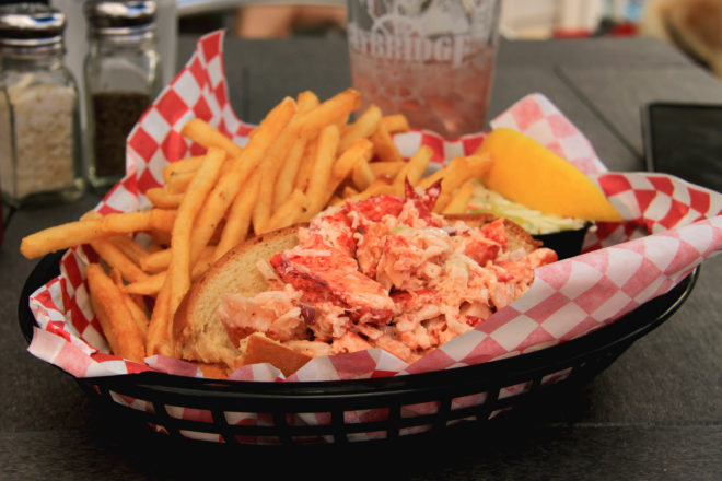 An Introduction to the Lobster Roll