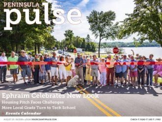 Peninsula Pulse Aug  23-30, 2019 - Door County Pulse