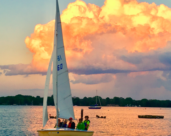Summer Sailing Lessons Lead to Sailboat Purchase
