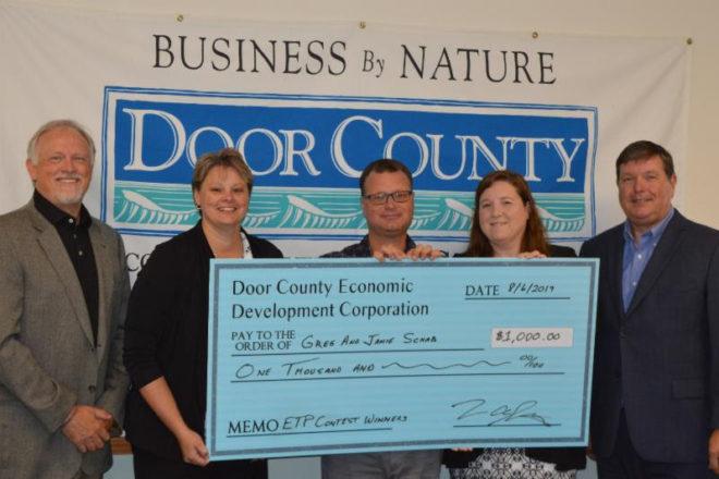 Door County Seasonal Solutions Wins 18th Annual Entrepreneur Training Program