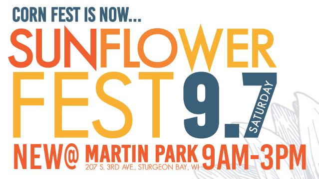 Sunflower Fest: New Name for Sunshine House's Fundraiser