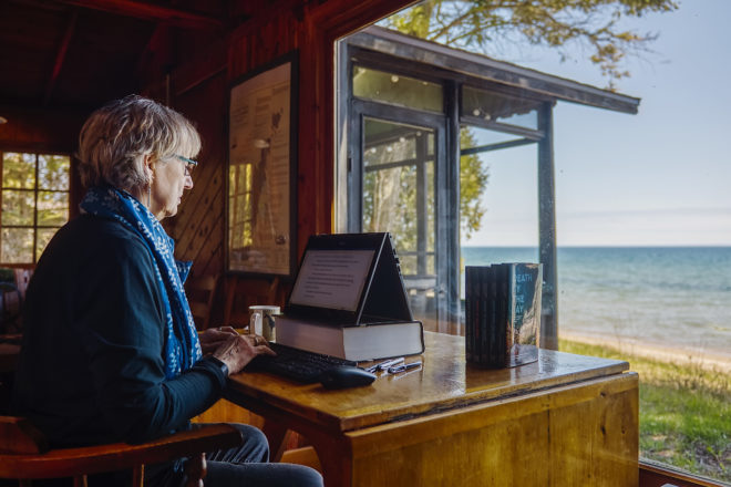 Where We Write: Authors on Where they Find Inspiration