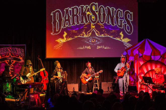 Dark Songs 2019 On Stage At Tap Oct 25 26 Door County Pulse