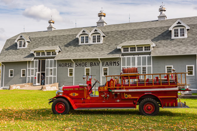 Horseshoe Bay Farm Tours Draw Hundreds