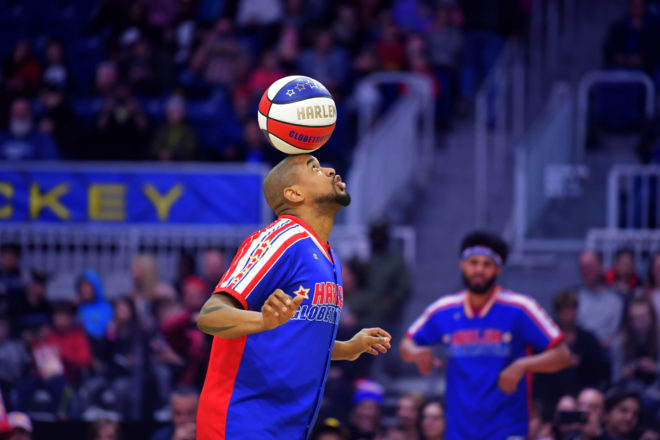 Harlem Globetrotters Take World Tour to Green Bay