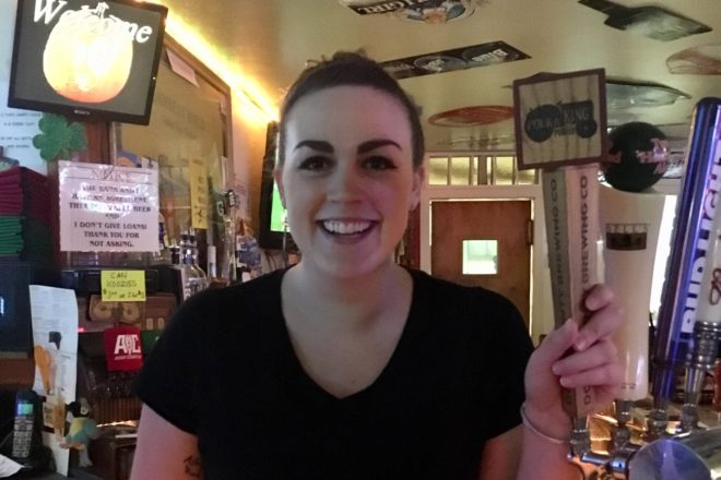 Server of the Week: Hope Bogenschutz at the AC Tap