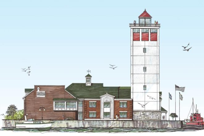 Museum Will Break Ground on Tower Nov. 13