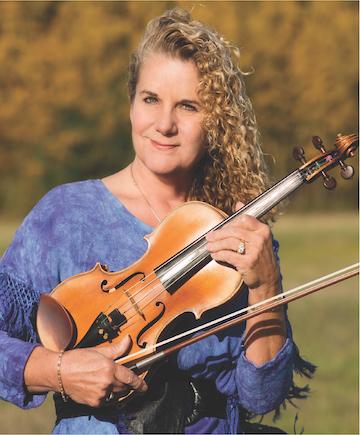 Desert Inspires Violinist Chafey-Hon
