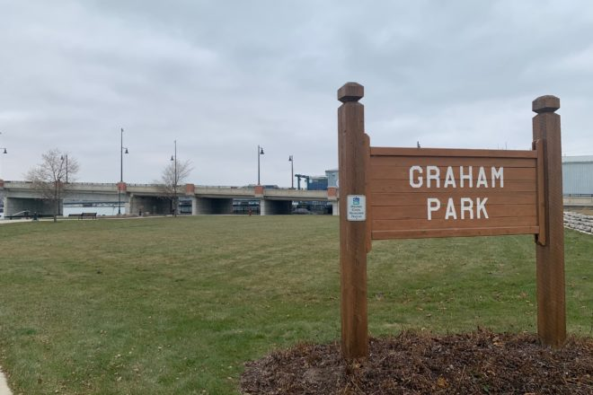 Graham Park Project Begins in Sturgeon Bay