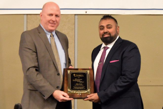 Mehul (Mike) Patel Earns Corporate Champion of the Year Award