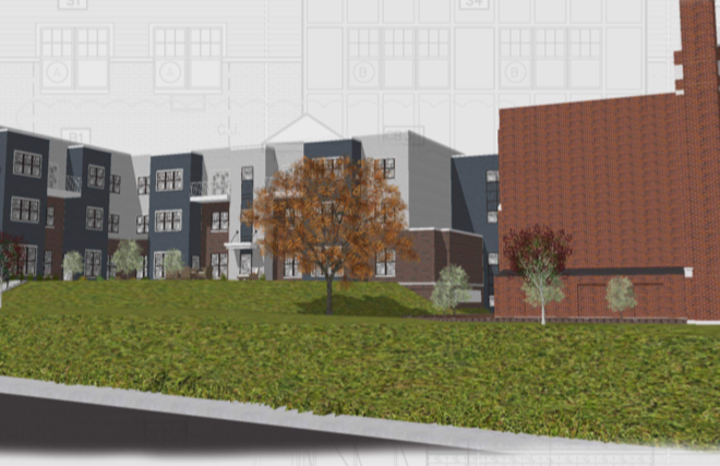 West School Apartments Receive Final OK