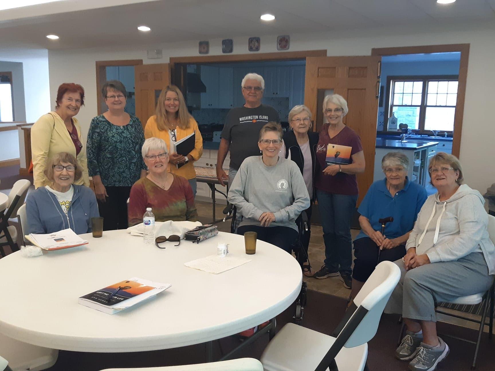 Washington Island Community Health Program: Writing Your Memories on Washington Island -...