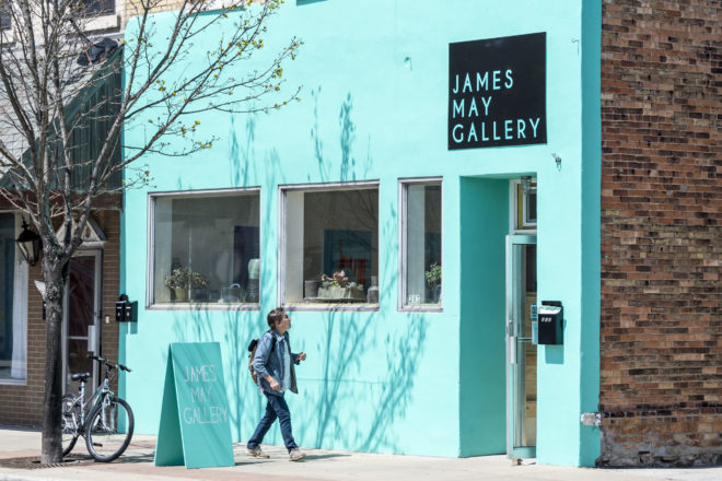 James May Gallery Closes, James May North Remains Open