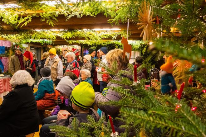 Natural Christmas Event at Ridges Sanctuary