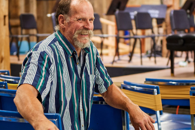 Peter Nehlsen's Double-Keyboard Piano: A Piano Built with Passion