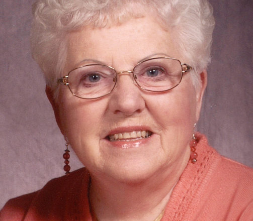 Obituary: Shirley DeClark
