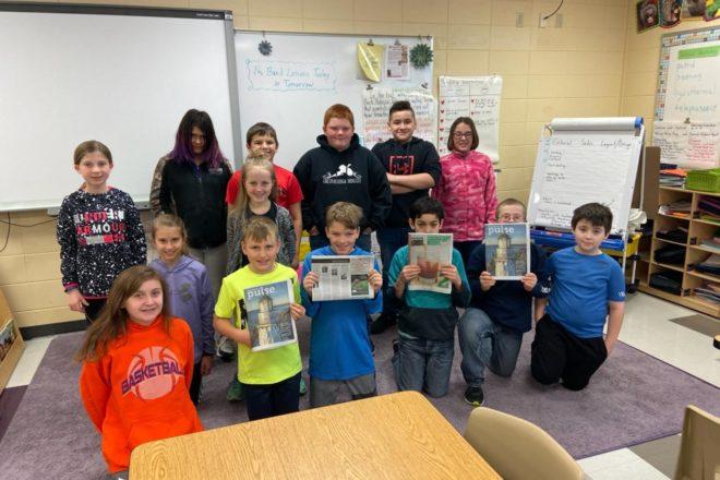 'Peninsula Pulse' Visits Kewaunee Elementary