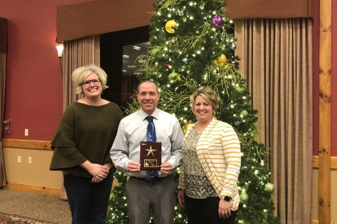 Southern Door Wins School Health Award