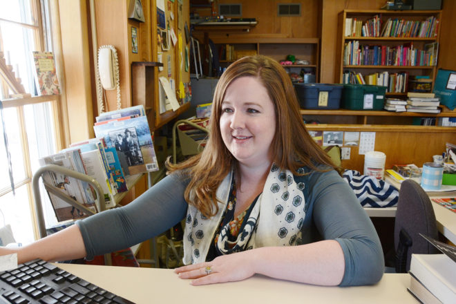 Server of the Week: Mary Sawyer at Ephraim Library