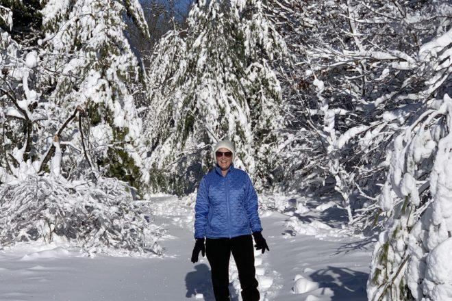Framed: Kelly Sorensen's Snowy Day