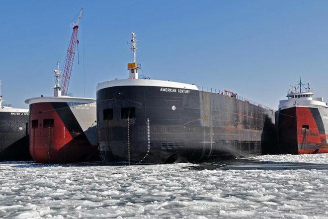 Maritime Speaker Series Discusses Winter Fleet