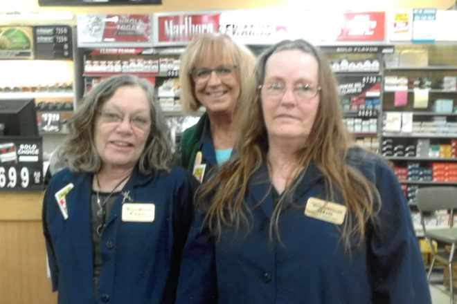Servers of the Week: Mari, Fran and Kim at EconoFoods
