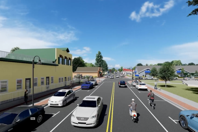 Egg Harbor Street Improvements Coming into Focus