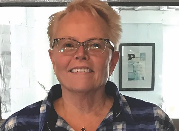 The People Behind the Page: Sharon Anderson