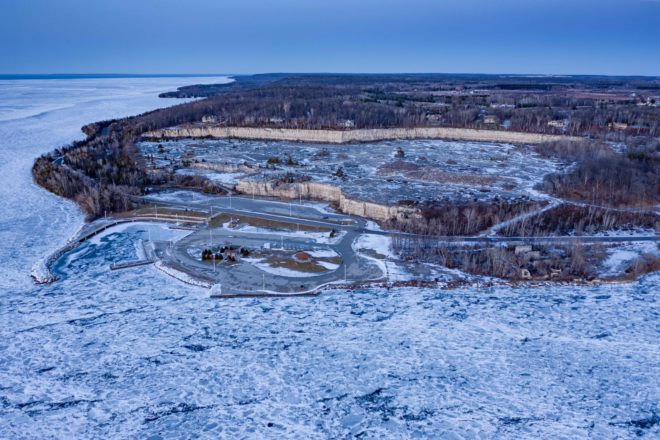 New Proposal for Quarry Property