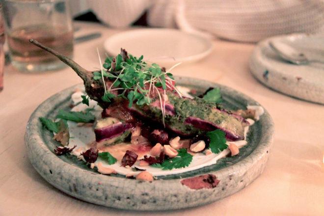 Chef Mitzi Tompkins' Feel-Good Food at Trixie's