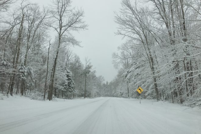 Perspectives: My First Winter in Door County