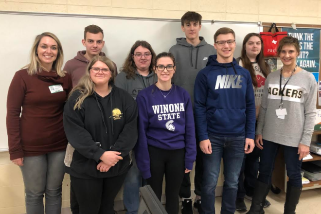 Southern Door Students Join Live Door County Campaign