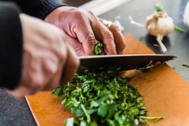 To Improve Nutrition and Taste, Cook with Organic Herbs and Spices