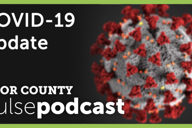 PODCAST: Door County's First COVID-19 Case, and an Interview with Rep. Mike Gallagher