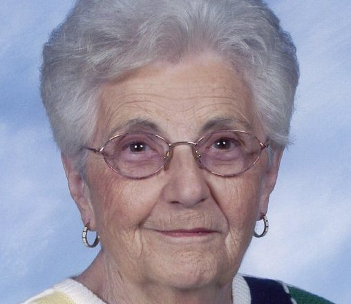 Obituary: Mildred Emma Destree