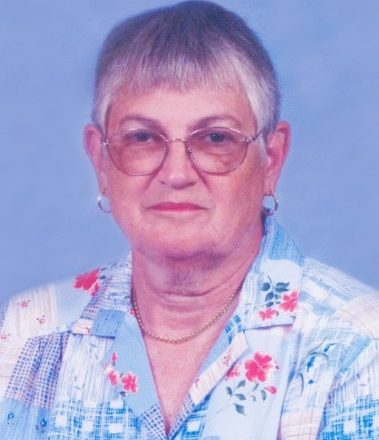 Obituary: Joan Marie Nystrom