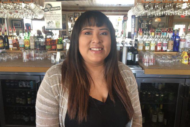 Server of the Week: Selena Martinez at the Cornerstone Pub