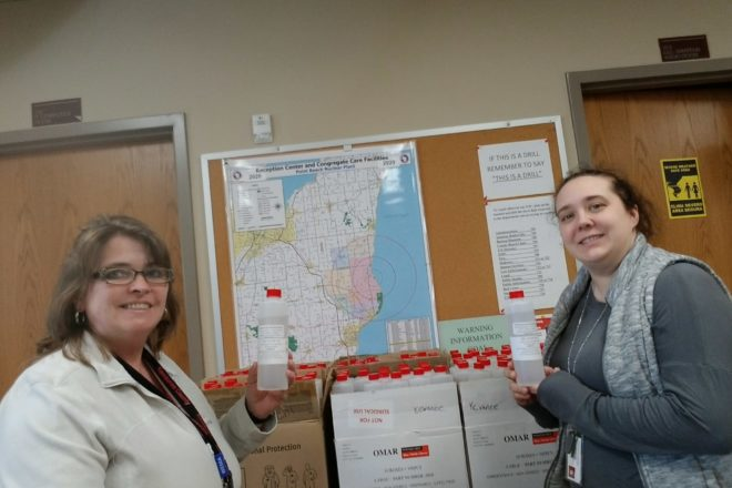 Kewaunee County Emergency Management Continues to Accept PPE Donations