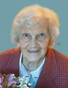 Obituary: Irene Sophie Ott