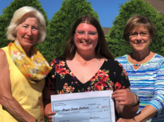 Sturgeon Bay Graduate Corbisier Earns First Helen Schreiber Allen P.E.O. Scholarship